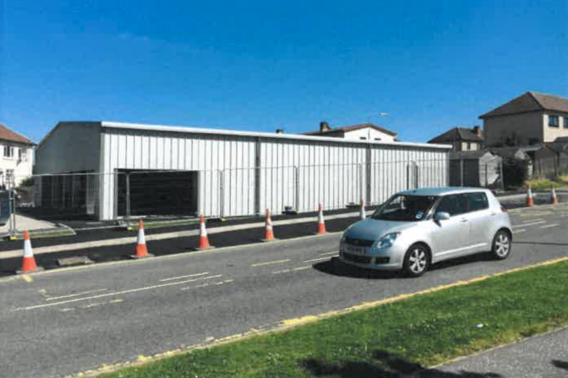 Funding of a Part Complete Commercial Retail Unit
