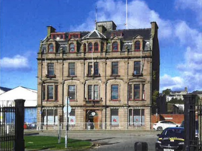 Conversion of a Landmark Building into 10 Apartments and Ground Floor Offices